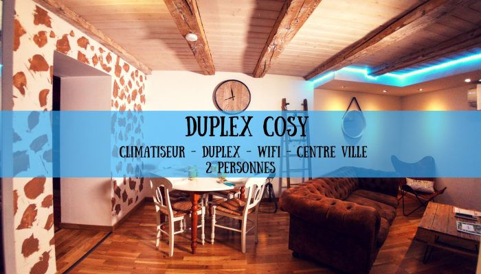 DUPLEX COSY SUPERDOLE